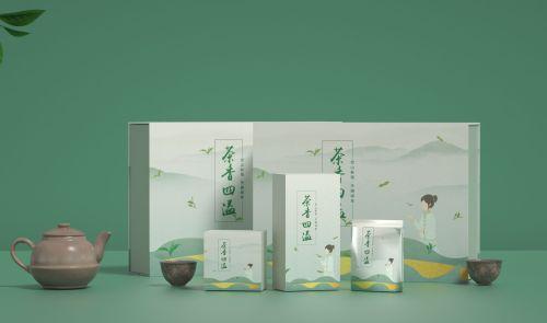 云蒙山茶叶包装设计