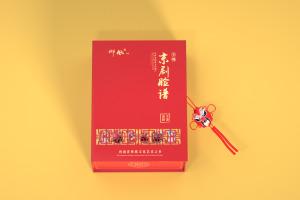 百幅京剧脸谱 文创包装设计