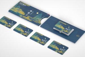 礼品卡卡套 包装设计