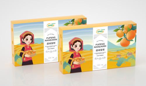 迴峰蜜柑包装